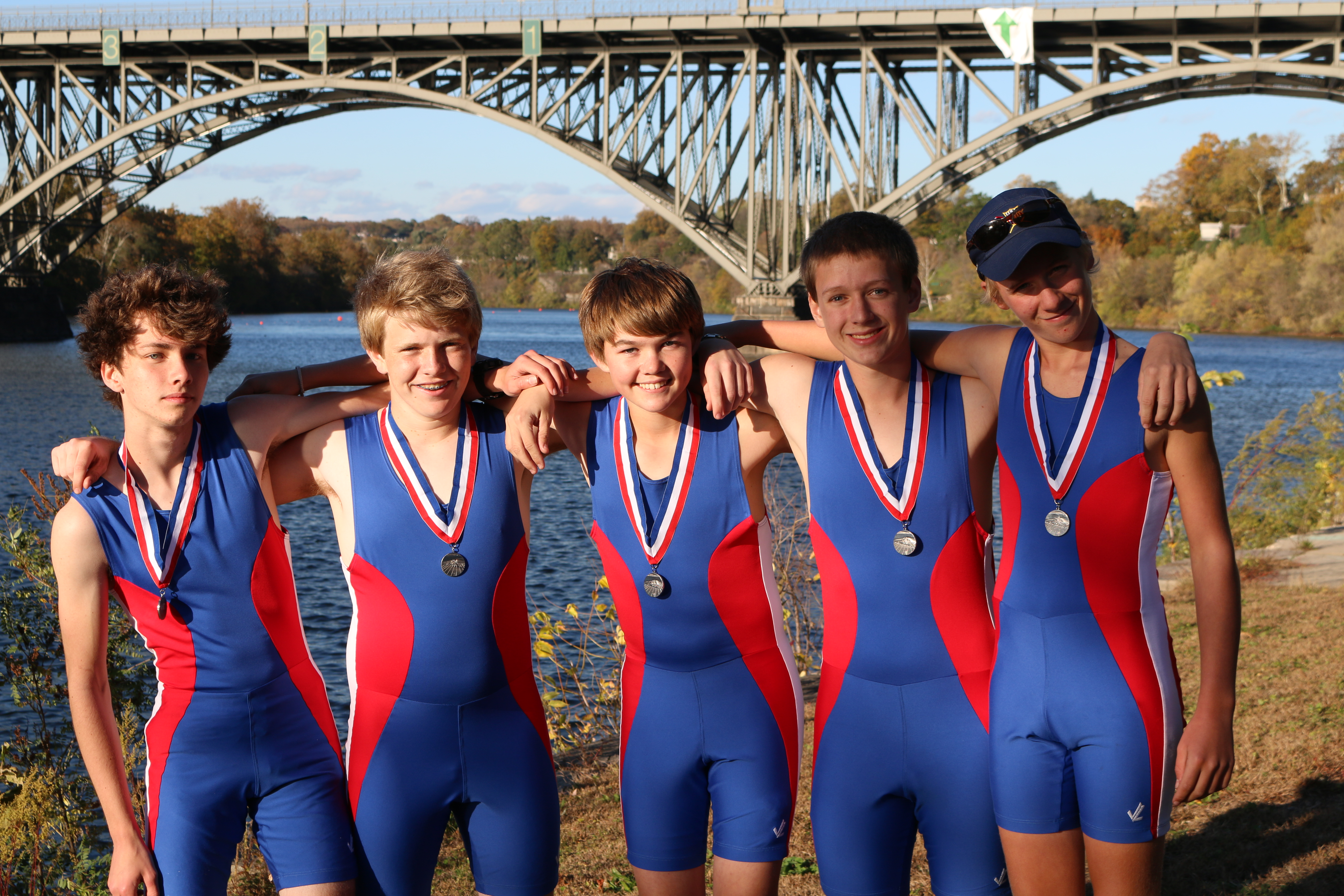 Norwalk River Rowing Finishes Strongly At The Head Of The