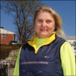 Irena Skobreva, Assistant Coach